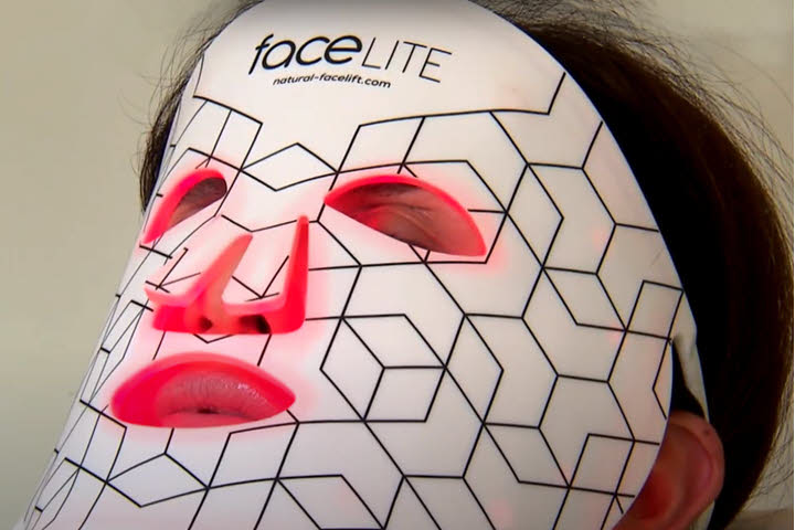 faceLITE-Wrinkle Reduction Phototherapy